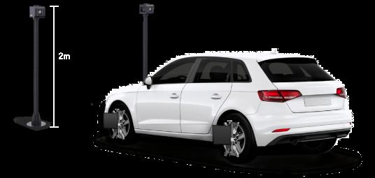 alineacion-de-vehiculo-con-la-alineadora-fcar-fd305